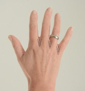 hånd hals
